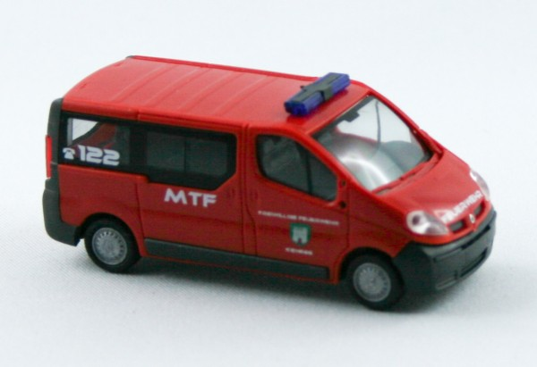 Rietze 51380 - Renault Trafic Feuerwehr Kienegg (A) - 1:87
