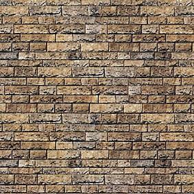 Vollmer 46038 - Mauerplatte Basalt - Karton - H0 (6038) - Fläche: 0,031m²