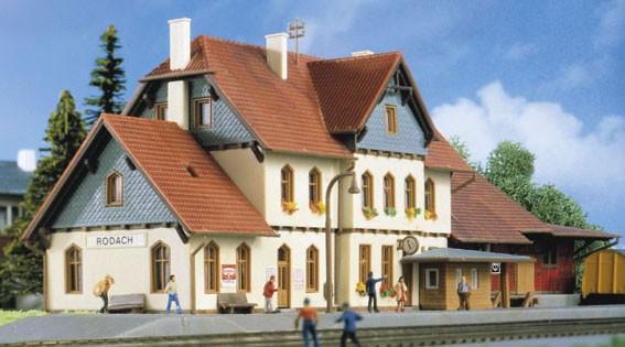 Kibri 36702 (6702)- Bahnhof Rodach/Coburg - Z