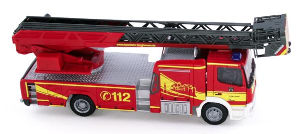 Rietze 71623 - Magirus DLK Atego `19 Feuerwehr Burghausen - 1:87
