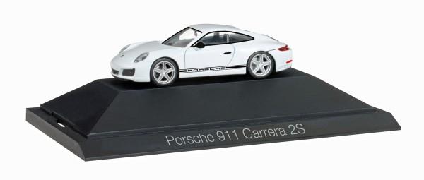 """Herpa 101967 - Porsche 911 Carrera 2S """"Porsche"""" - 1:87"""