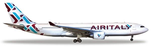 Herpa Wings 532624 - Air Italy Airbus A330-200 - EI-GFX - 1:500