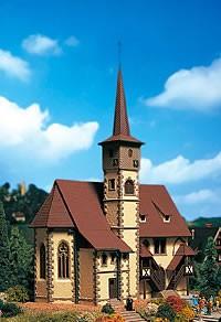 Vollmer 47736 - Kirche Ditzingen - N (7736)