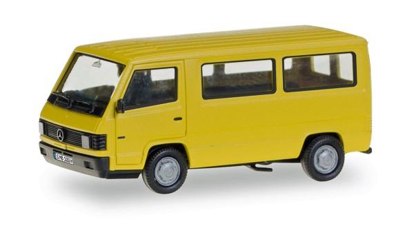 """Herpa 028806 - Mercedes-Benz 100 D Bus """"Herpa-H-Edition"""" (mit Kennzeichenbedruckung) - 1:87"""
