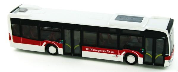 Rietze 69447 - Mercedes-Benz Citaro 12 Braunschweiger Verkehrs-GmbH - 1:87
