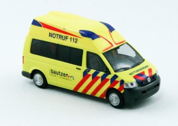 Rietze 51880 - Ambulanz Mobile Hornis Baltic Rettungsdienst Radeberg - 1:87