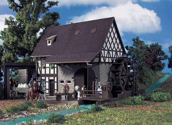 Vollmer 43687 - Getreidemühle - H0 (3687)