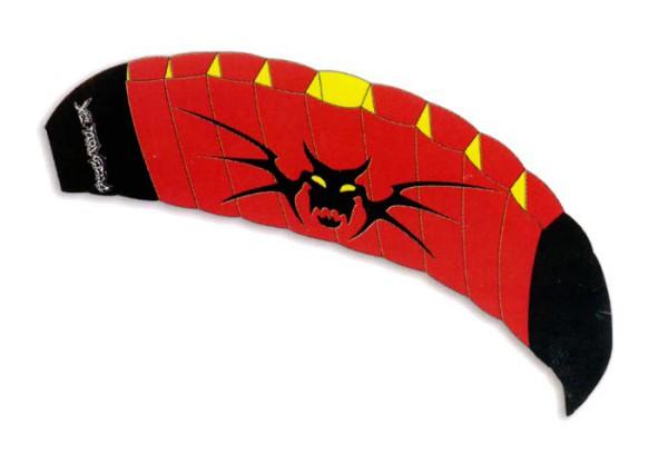 Colours in Motion - Lenkmatte Speed Foil 2x Red Venom - 185 x 70 cm - R2F