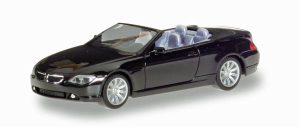 Herpa 023245-002 - BMW 6er Cabrio - 1:87