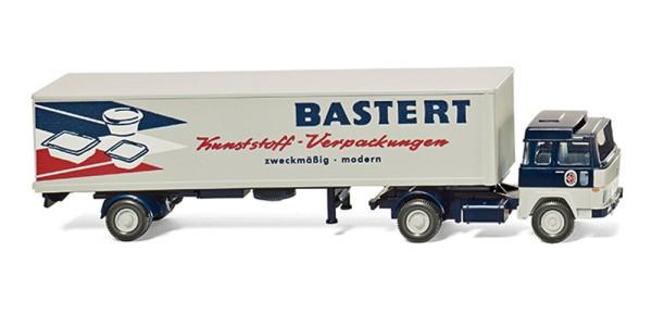 "Wiking 054701 - Koffersattelzug (Magirus) ""Bastert"" - 1:87"