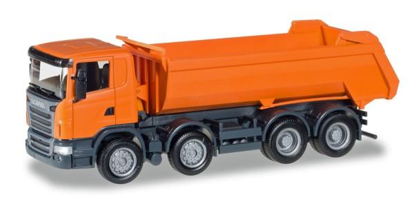 Herpa 306386 - Scania R Rundmulden-LKW 4-Achs - 1:87
