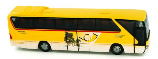 Rietze 64927 - Mercedes-Benz Tourismo PostCar Tschannen Zofingen (CH) - 1:87