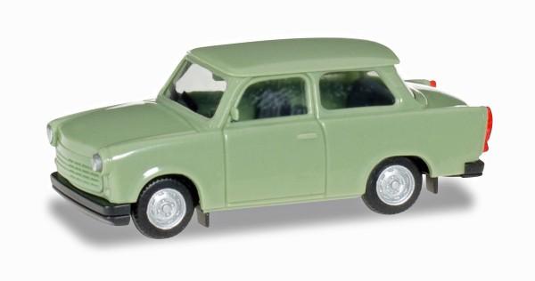 Herpa 012843 - Herpa MiniKit: Trabant 1.1 Limousine, grün - 1:87