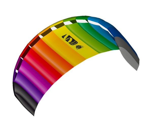 Invento-HQ Lenkmatte Symphony Beach III 2.2 Rainbow R2F (220 x 73 cm)