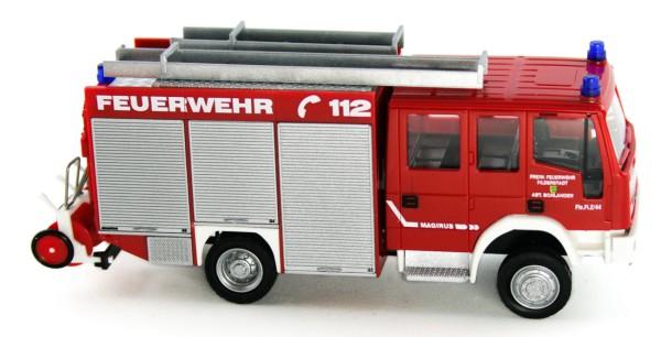 Rietze 68127 - Magirus Eurofire LF 16/12 FW Filderstadt - 1:87