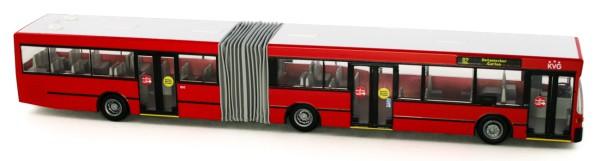 Rietze 76409 - Mercedes-Benz O 405 GN2 KVG Kiel - 1:87