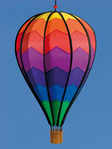 Colours in Motion - Windspiel Satorn Balloon Mountain - Ø 28 cm x 43 cm