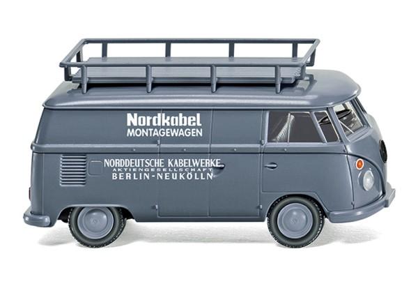 """Wiking 079715 - VW T1 Kastenwagen """"Nordkabel"""" - 1:87"""