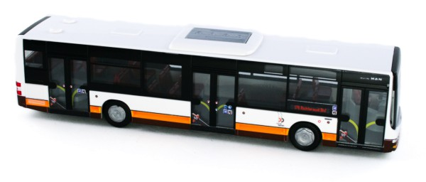 Rietze 73916 - MAN Lion´s City ´15 Busbetrieb Bamert (CH) - 1:87