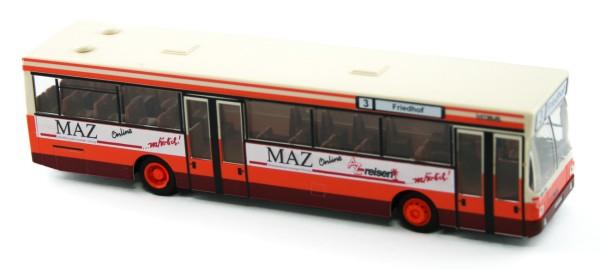 Rietze 72123 - MAN SL 202 MIT.Bus Gießen - 1:87