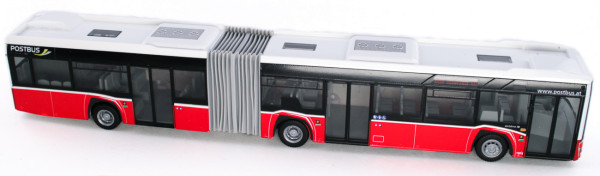 Rietze 77502 - Solaris Urbino 18 ´19 Postbus - Wiener Linien (AT) - 1:87