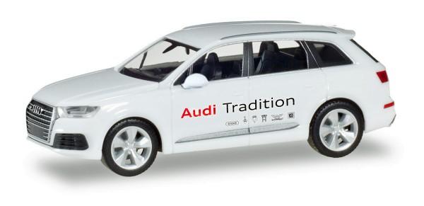 "Herpa 094085 - Audi Q7 ""Audi Tradition"" - 1:87"
