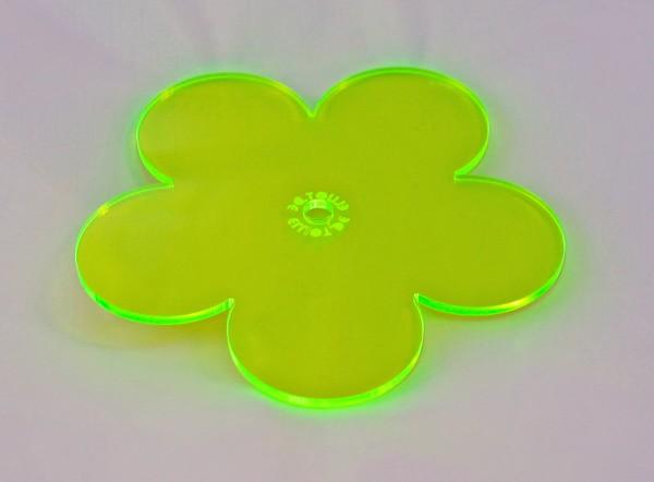 Lichtzauber Sonnenfänger - Blume klein, Ø 12 cm, grün (Elliot 1019081)