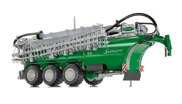 Wiking 077311 - Samson Fasswagen SG28 - 1:32