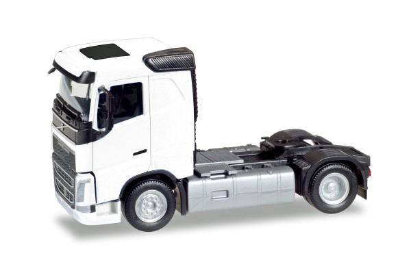 Herpa 308694 - Volvo FH Zugmaschine, weiß - 1:87