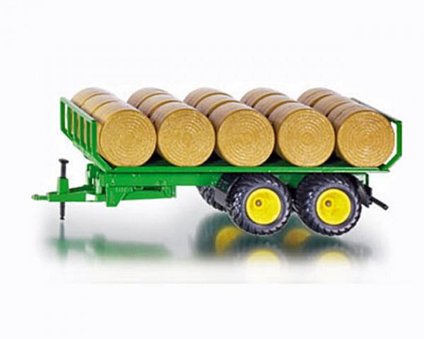 SIKU Farmer 2891 - Rundballenanhänger - 1:32