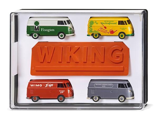 Wiking 217001 - Geschenkpackung - VW T1 - 1:87
