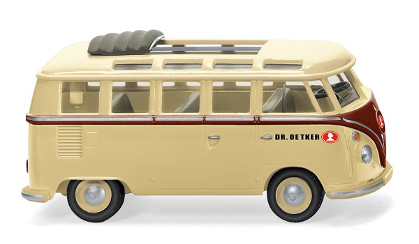 """Wiking 079723 - VW T1 Sambabus """"Dr. Oetker"""" - 1:87"""