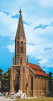 Vollmer 43739 - Stadtkirche Stuttgart-Berg - H0 (3739)