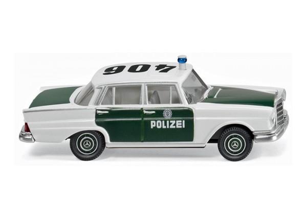 Wiking 086426 - Polizei - MB 220 S - 1:87