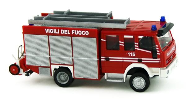 Rietze 68304 - Iveco Magirus Eurofire Vigili del Fuoco (IT) - 1:87