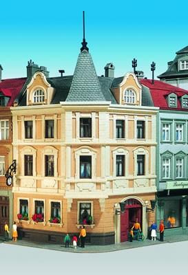 Kibri 38296 (8296) - Haus am Wochenmarkt - H0
