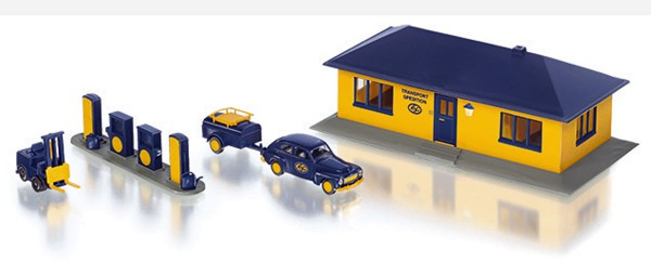 "Wiking 099094 - Set ""ASG"" - 1:87"