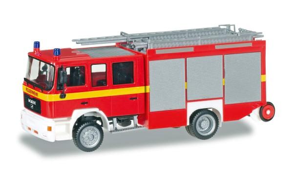 """Herpa 092906 - MAN M 2000 Löschfahrzeug HLF 20 """"Feuerwehr"""" - 1:87"""