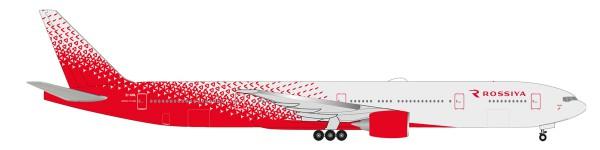 "Herpa Wings 531481 - Rossiya Boeing 777-300 - EI-UNL ""Sochi"" - 1:500"