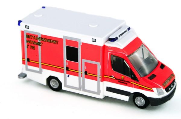 Rietze 61717 - GSF RTW Rettungsdienst BF Flensburg - 1:87