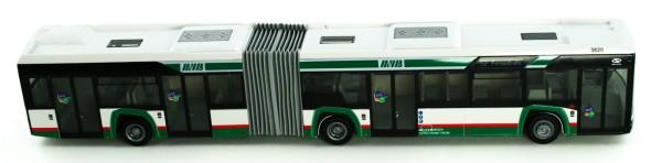 Rietze 73110 - Solaris Urbino 18 '14 Magdeburger Verkehrsbetriebe - 1:87 - Collectors Edition