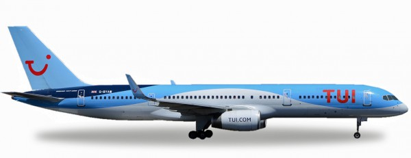 Herpa Wings 530903 - TUI Airlines (Thomson Airways) Boeing 757-200 - G-BYAW - 1:500