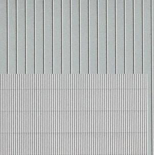 Kibri 37972 (7972) - Welleternit- und Blecheindeckung - Fläche: 240cm² - N