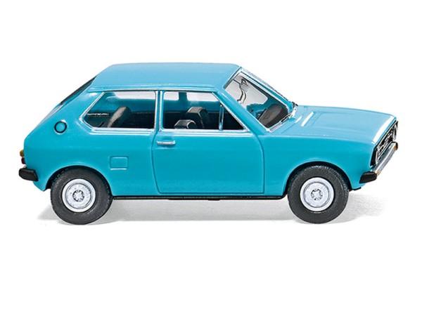 Wiking 003698 - Audi 50 - miamiblau - 1:87