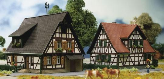 Kibri 36406 (6406) - 2 Fachwerkhäuser - Z