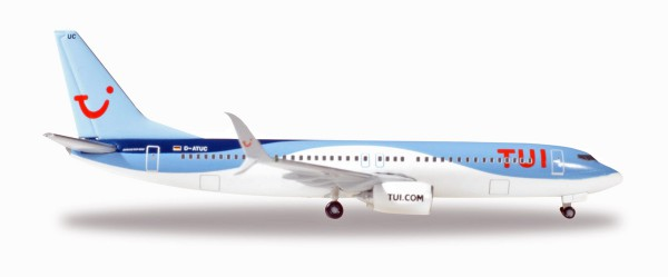 Herpa Wings 526692-002 - TUIFly Boeing 737-800 (new 2014 colors) - D-ATUC - 1:500