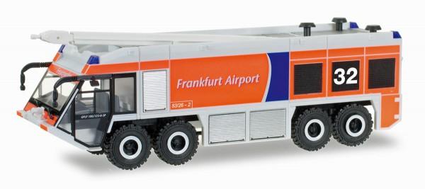 """Herpa 093019 - Ziegler Z8 XXL Flugfeldlöschfahrzeug """"Fraport Nr. 32"""" - 1:87"""