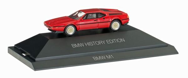"Herpa 102025 - BMW M1 ""BMW History Edition"" - 1:87"