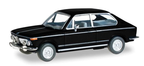 Herpa 023511-002 - BMW 2002 Tii Touring™, schwarz - 1:87