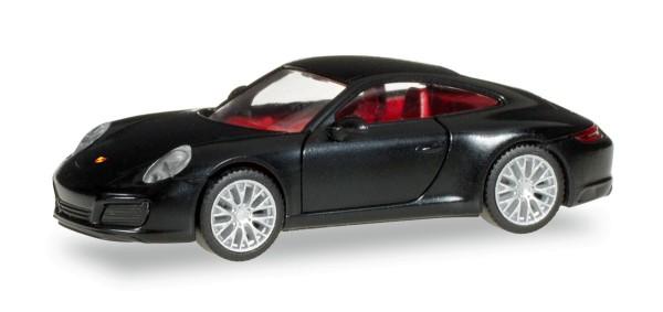 herpa 028547 - Porsche 911 Carrera 2 S Coupé, schwarz - 1:87